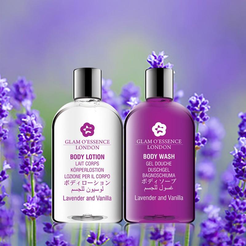 Patchouli, Lavender and Geranium